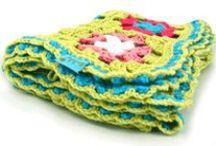 Kocyki, kołderki i poduszki / Kocyki, kołderki i poduszki - minky, na szydełku i na drutach. Wszystko handmade ANNA RYSICZ