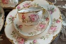 FLORAL CHINA @@ 2 / by Di Bodenham