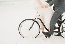 Bikes & Weddings
