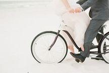 Bikes & Weddings