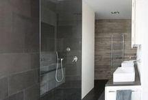 GLASS | shower inspiration