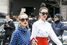 Bucharest Street Style / Inspiring street style images of celebrities, models, editors, and stylish people