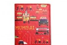 Passport Covers / Passport Covers exclusively designed by The Elephant Company