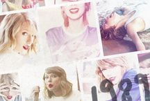Taylor Swift / I just love Taylor! Her songs speak to me. I love that her every song is a different story ❤️