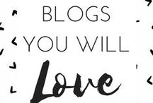BLOGS YOU WILL LOVE / The best content and articles from all around the web. I spend too many hours online, this is where I save my favorite stuff written by twenty somethings like you.