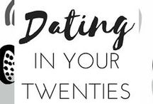 DATING IN YOUR TWENTIES / Relationships are confusing, but especially in your twenties. Posts here will include dating tips, relationship advice, date night ideas and more. All for twenty somethings like you! dating tips, advice, relationship, relationship advice, boyfriend, date night, date ideas, couples, first date, anniversary, love