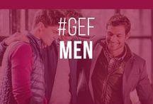 #GefMen / Un nuevo capítulo en la historia masculina, nuevas propuestas solo para hombres. #GefMen