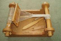 Tessitura Pettine Liccio - Rigid Heddle Weaving