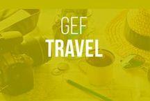 Gef Travel / Días coloridos para disfrutar todos los días.