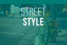 Street Style / #Fashion #WomanStyle #StreetStyle