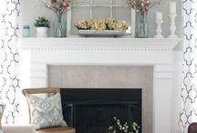 Spring Decor / Home decor ideas for Spring