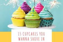 Cupcakes / All things cupcakes! Cupcake recipes, cupcake decorating, cupcake ideas,