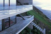GLASS | balustrade inspiration