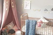 Nursery Decor and Inspiration / nursery decor, nursery ideas, nursery printables, baby nursery, nursery themes, baby onesies,
