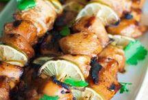 Grilling recipes / grilled recipes, grilling recipes, grilled steak recipes, grilled pork recipes, grilled ribs, grilled chicken recipe, grilled dinner recipes