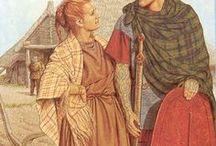 Celtic Iron Age Clothing