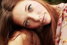 beautiful women / by Erica Whitters