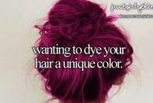 Hair / by Katie Cooper