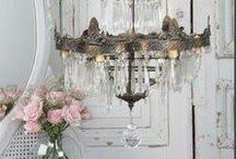 Lamp Tramp ~ Jewelry for the Home / by Angel