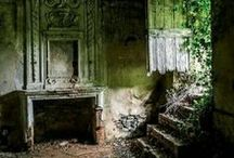 Abandon Ruins  ~ All which has been lost in Time / by Angel