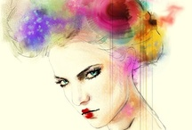 Fashion Illustration / by Modeconnect