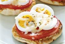 eats: breakfast / by Erica Whitters