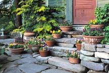 garden / inspiration for your garden, porch, patio...