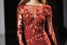 walk that walk / Elegant, high fashion, formal dresses