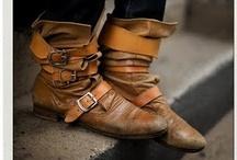 foot + leg wear / by Erica Whitters