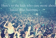 music is what we live for