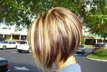 Haircut Ideas / by April Flyberg