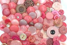 Buttons & Bobbles / Beauty of Vintage Buttons  / by Dawn Costner