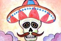Mexican crafts / by Helen Ibach
