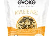 Athlete Fuel / by Evoke Healthy Foods