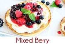 Berry Burst / by Evoke Healthy Foods