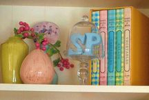 Book Shelving / by Dawn Costner