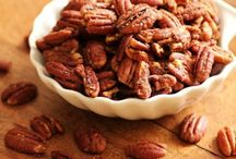 Go Nuts! / by Evoke Healthy Foods
