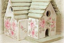 Bird Houses, Baths, Feeders / For Ricky.... / by Dawn Costner