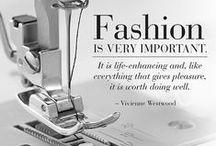 Fashion Quotes / #FashionQuotes #GoodQuotes #FashionEducation