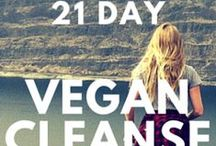 The 21 Day Vegan Cleanse Challenge / Share your meals, recipes and motivation during your journey on The DAMY Health 21 Day Vegan Cleanse Challenge #21dayvegan