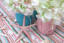 Beach Themes / Beach colors & ideas for bathrooms, bedrooms, porches...etc. / by Dawn Costner