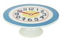 Cath Kidston Clocks AW14
