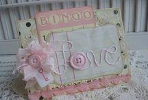 Bingo Cards / by Dawn Costner