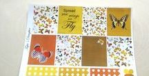 Planner stickers / Stickers for Etsy for Erin Condren, Happy Planner, kikki k, filofax
