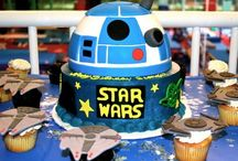 Super Star Wars Party / Children's Party held in New York. Theme was Star Wars. Designed by B Lee Events, a NYC Party and Event Planning Company.