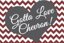 Obsessed / Everything chevron!  / by Baily Milligan