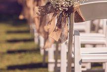 wedding ideas / decoration / inspiration