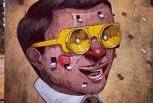 GRAFFITI / #graff #street #art #artecallejero