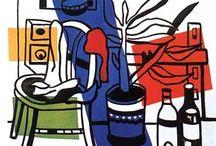 Fernand Leger 1881-1955 / by Susanne Maibom