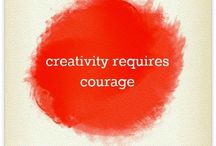 Creativity / by Jenn Crowell